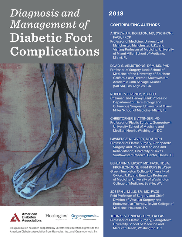 Download Diagnosis and Management of Diabetic Foot Complications