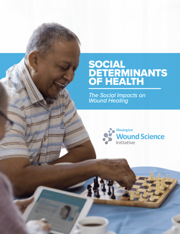 Social Determinants of Health: The Social Impacts on Wound Healing