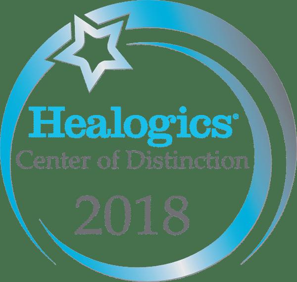 2018 Center of Distinction Award Winners | Healogics