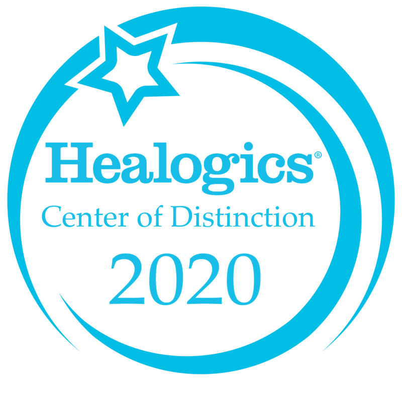 2020 Center of Distinction Award Logo