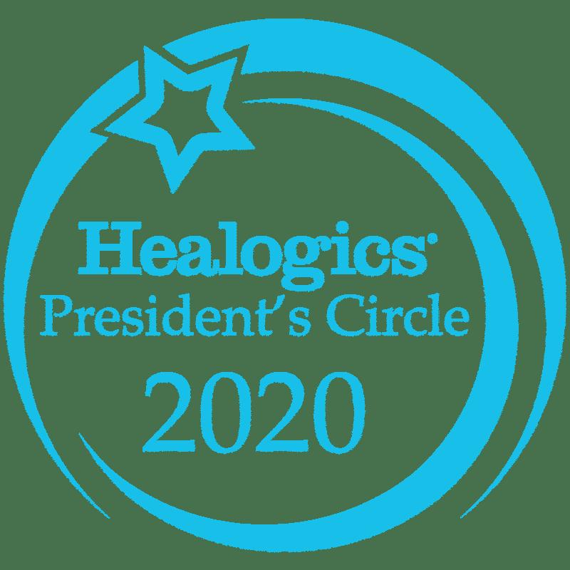 2020 President's Circle Award Logo